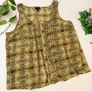 Torrid Sheer Shirt Size Large